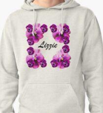 Personalised flowers Pullover Hoodie