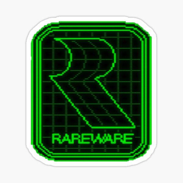 Rareware Sticker