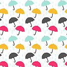 Umbrellas by Orce Vasilev