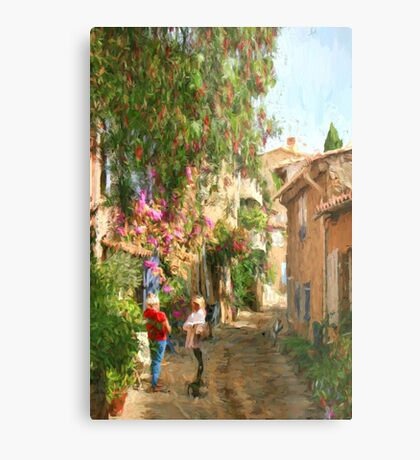 Grimaud France Metal Print