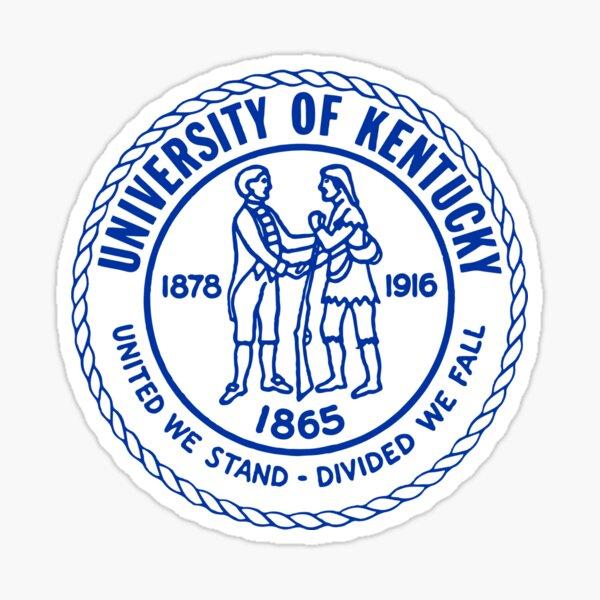 University of Kentucky Logo Commonwealth Sticker