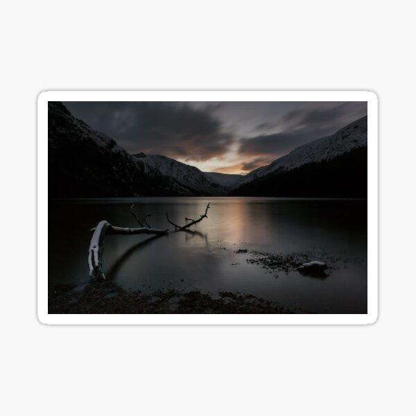Glendalough Upper Lake Sticker