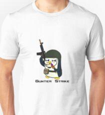 Gunter Strike  Unisex T-Shirt