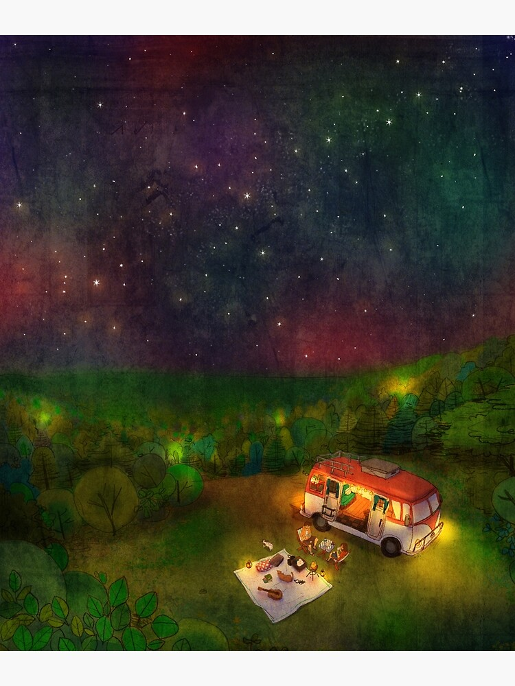 Camping by puuung1