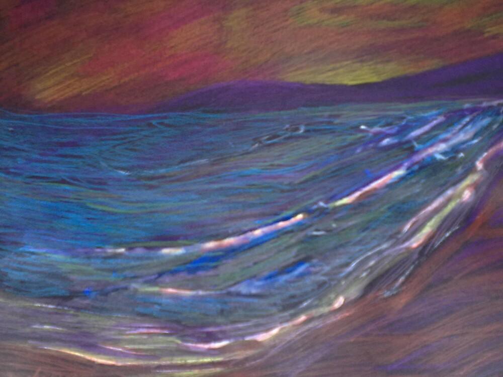 Southern Ocean 2 by Evelyn Millard