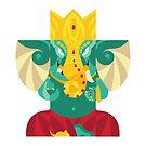 Ganesha Boxdoll by artkarthik