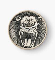 lion Clock