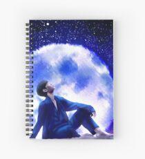 Lune { VIXX Leo Shangri-La Fanart } Spiral Notebook