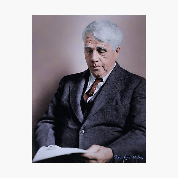 Robert Frost - 1941 Photographic Print