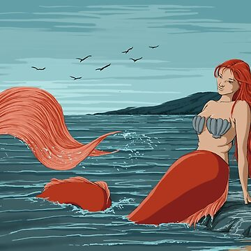 Mermaid by AniliaArt