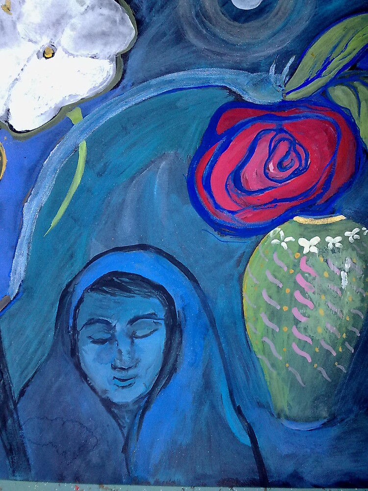 Sacred Vessel by Evelyn Millard