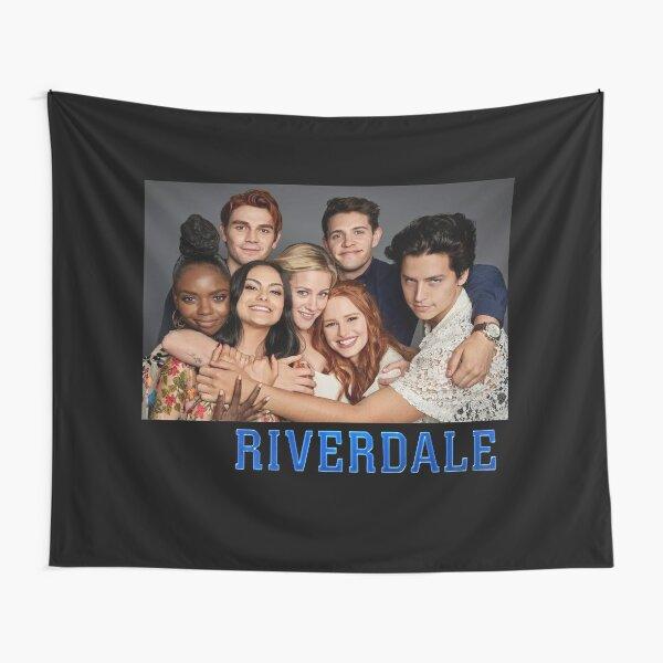 Riverdale logo - conception Tentures