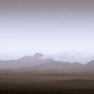 Western Peaks by DistantLight