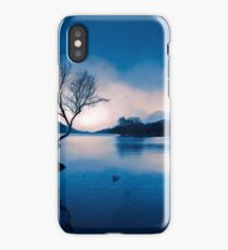 Padarn Tree Snowdonia iPhone Case/Skin