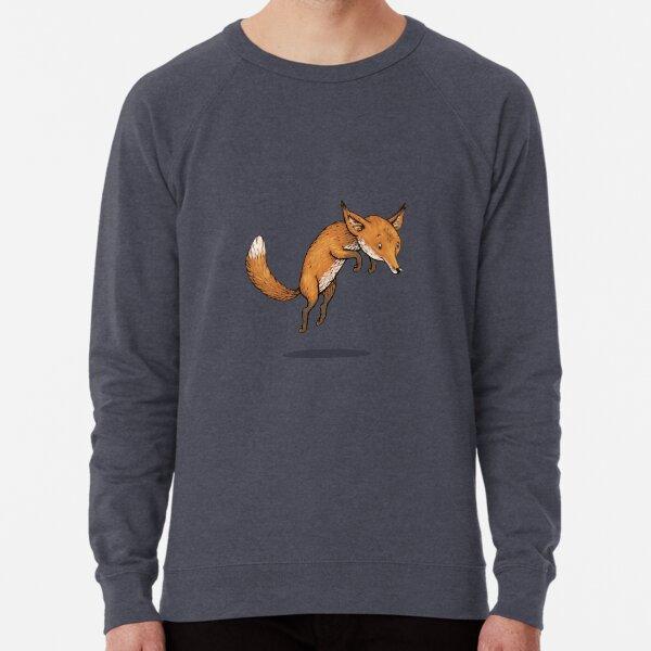 Winter fox Lightweight Sweatshirt