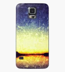 Nordische Sommernacht Hülle & Klebefolie für Samsung Galaxy