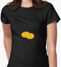 Bitcoin Shirt Women's Fitted T-Shirt