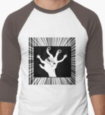 Parasyte Men's Baseball ¾ T-Shirt