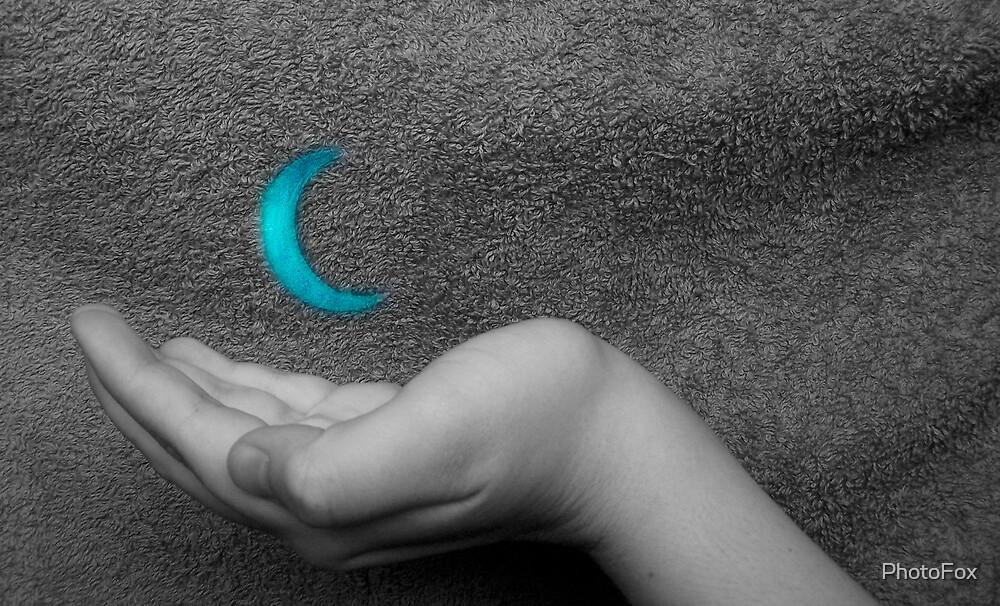Moon by PhotoFox