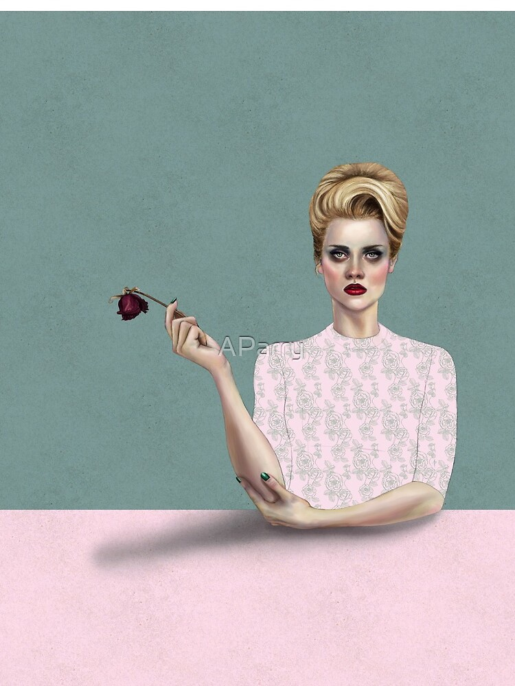 Rose by AParry