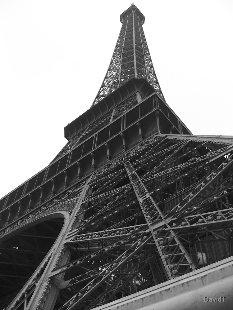 Eiffel Tower by DavidT