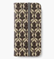 Baker Street 221b Wallpaper iPhone Wallet/Case/Skin