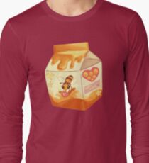 honey milk Long Sleeve T-Shirt