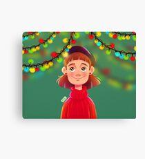 Christmas mood: ON!  Canvas Print