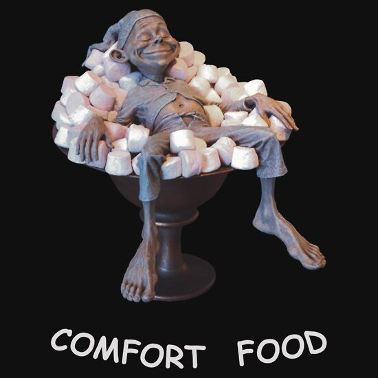TShirtGifter presents: Comfort Food