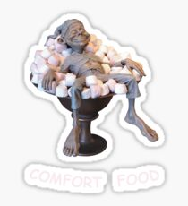 Comfort Food Sticker