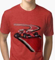 Ferrari SF15-T - Seb5 Tri-blend T-Shirt