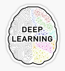 deep learning  Sticker