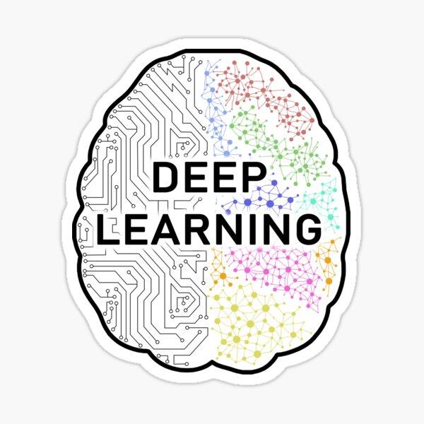 deep learning  Sticker