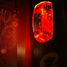 red light district by Norman Repacholi