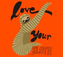 TShirtGifter Presents: Love your sloth