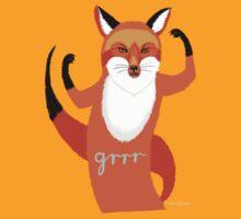 A fox's revenge