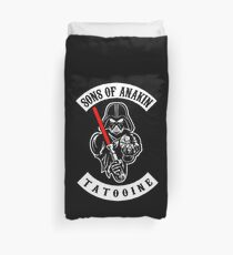 Sons Of Anakin Duvet Cover