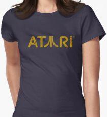 Atari Inline Mark Women's Fitted T-Shirt