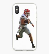Jake Fromm  iPhone Case