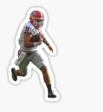 Jake Fromm  Sticker