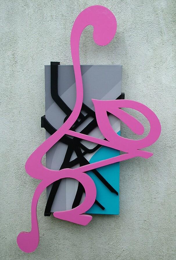 Newlyn's Pretty In Pink by Mat McIvor