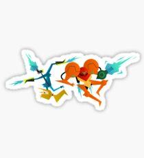 Bounty Hunters! Sticker