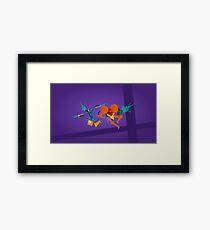 Bounty Hunters! Framed Print