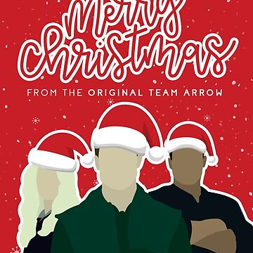 OTA Christmas Card by OlicityUniverse