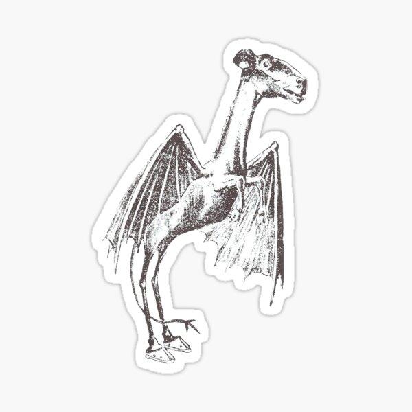 Jersey Devil Sticker