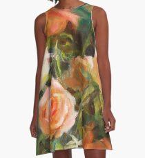Blushing A-Line Dress