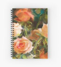 Blushing Spiral Notebook