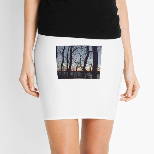 Trees Mini Skirt