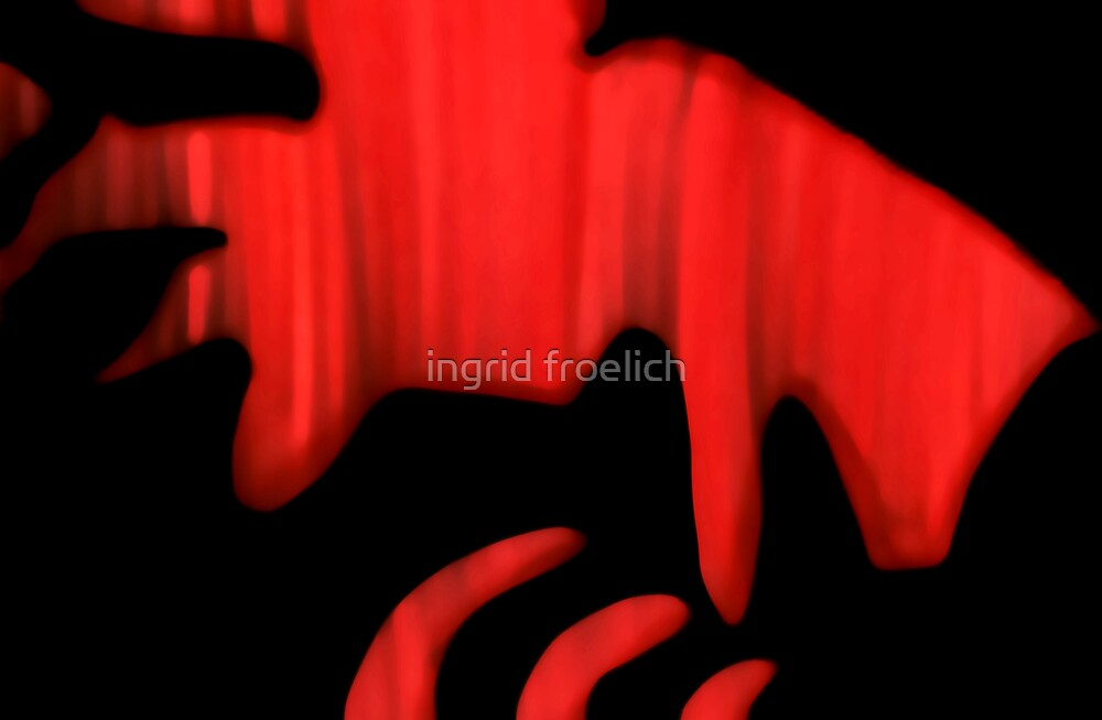 red and black by ingrid froelich