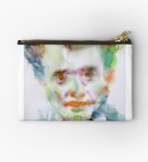 JOHN FANTE - watercolor portrait Studio Pouch